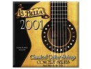 La Bella Strings For Classical Guitar Professional Studio Classic 2001 Medium Tension