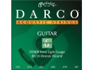 Martin Darco D5000 80/20 Bronze Acoustic Guitar Strings - Extra Light Gauge, Single Set