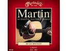 Martin M 140 Light Acoustic Guitar Strings