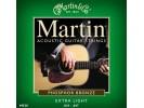 Martin M 530 Phosphor Bronze Extra Light Acoustic Guitar Strings