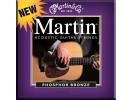Martin M 535 Traditional Phosphor Bronze Custom Light Acoustic Guitar Strings