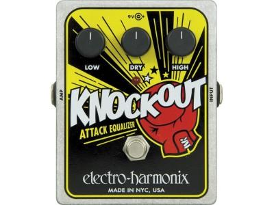 RASPRODAJA - pedale, procesori, efekti ELECTRO HARMONIX KNOCKOUT  Attack Equalizer