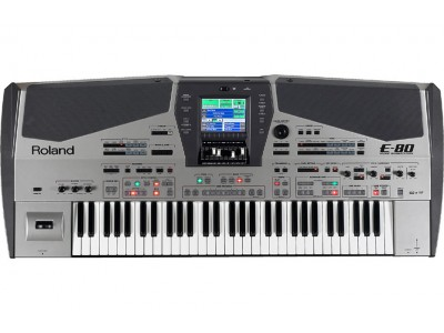 Roland E-80 Music Workstation - Aranzer