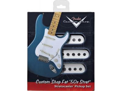 Fender PRIBOR Custom Shop Fat '50s Stratocaster Pickups. Set of 3