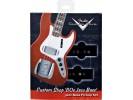 Fender PRIBOR Custom Shop Custom '60s Jazz Bass Pickups. Set of 2