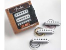 Fender PRIBOR Tex-Mex(TM) Stratocaster Pickups. White. Set of 3