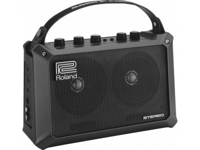 Roland Mobile CUBE Stereo pojacalo. radi i na baterije