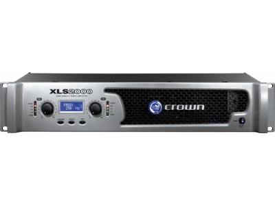Crown XLS2000 *