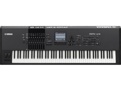 RASPRODAJA - klavijature YAMAHA Motif XF8 FL Premium Collection Bundle