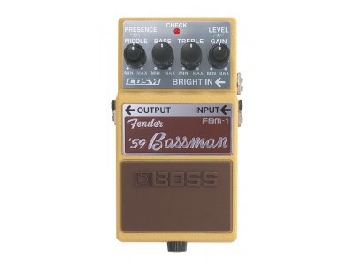 RASPRODAJA - pedale, procesori, efekti BOSS FBM-1 Fender `59 Bassman