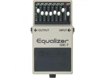 Boss GE-7 Guitar Equalizer