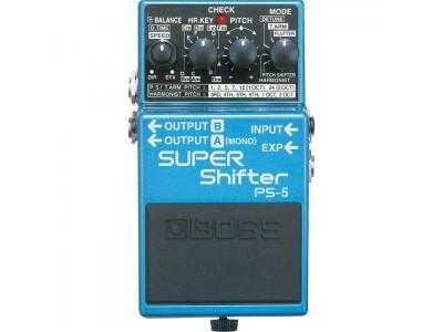 RASPRODAJA - pedale, procesori, efekti BOSS PS-5 Super Shifter