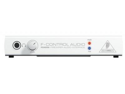 RASPRODAJA - studio BEHRINGER F-CONTROL AUDIO FCA202