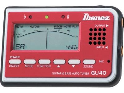RASPRODAJA - pedale, procesori, efekti IBANEZ GU40 RD Red