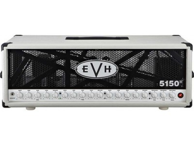 EVH 5150 III HD. 100w Tube Amplifier Head. Ivory