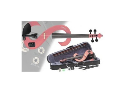 Stagg EVN 4/4 PK Pink