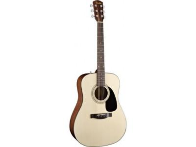Fender CD-60. Natural. Spruce Top. Nato Back/Sides