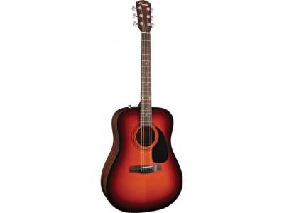 Fender CD-60. Sunburst. Spruce Top. Nato Back/Sides