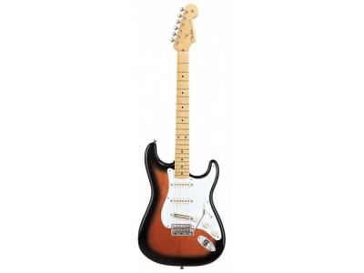 RASPRODAJA - premium klasa gitare FENDER Vintage Hot Rod 57 Strat Maple Fretboard. 2-Color Sunburst