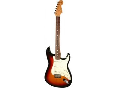 Fender Robert Cray Stratocaster Rosewood Fretboard. 3-Color Sunburst