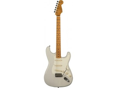 Fender Eric Johnson Stratocaster Maple Fretboard. White Blonde