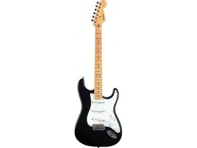 Fender Eric Clapton Stratocaster Maple Fretboard. Black