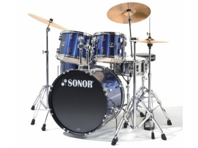 Sonor F507 Stage 1 Brushed Blue