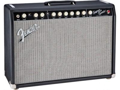 Fender Super-Sonic 22 Combo. Black