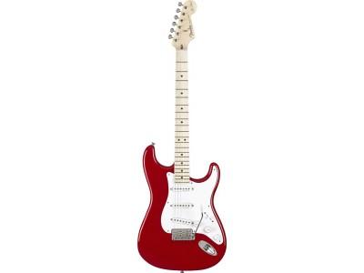 Fender Eric Clapton Stratocaster Maple Fretboard. Torino Red Torino Red