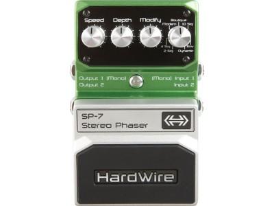 RASPRODAJA - pedale, procesori, efekti DIGITECH SP-7 Stereo Phaser
