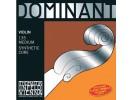 Thomastik 135B Dominant Chrome Steel Ball End 4/4 Violin Strings