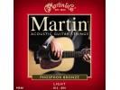 Martin M540 Phosphor Bronze Light Acoustic Guitar Strings