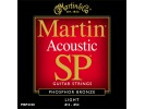 Martin MSP4100 Phosphor Bronze Light Acoustic Guitar Strings