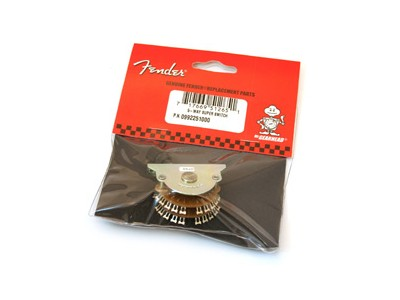 Fender PRIBOR Pickup Selector Switch. Strat. 5 Way Super Switch *