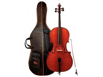 RASPRODAJA - klasični instrumenti GEWA Cello outfit Set Allegro 4/4