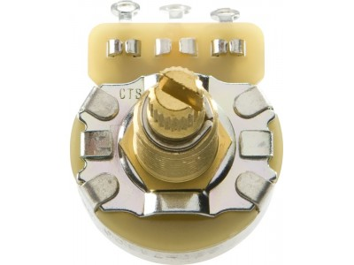 Gibson PRIBOR Historic Potentiometer -  500K Audio Taper