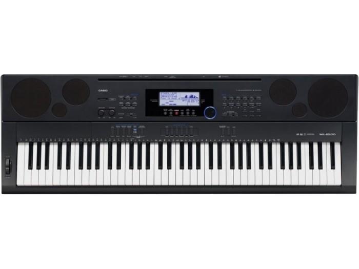 casio wk 6500 rh mitrosmusic com casio wk 6500 manual español Casio 6500 vs 7500