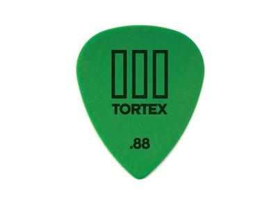 Jim Dunlop 462R.88 TORTEX III