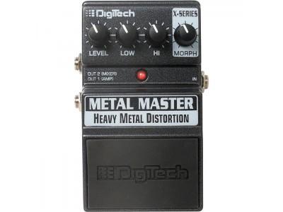 RASPRODAJA - pedale, procesori, efekti DIGITECH XMM Metal Master