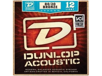 Jim Dunlop DAB1254 AG-BRS LIGHT