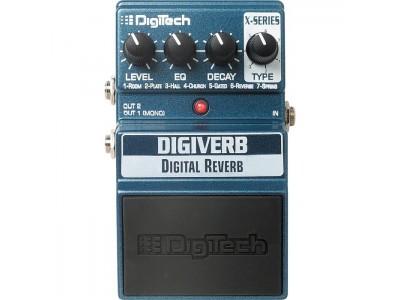 RASPRODAJA - pedale, procesori, efekti DIGITECH XDV Digital Reverb