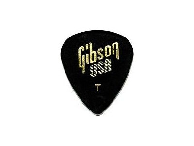 Gibson PRIBOR 1/2 Gross Standard Style / Thin BLACK