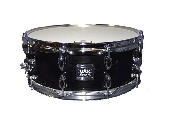 yamaha nsd085a oak custom snare drum musashi black. Black Bedroom Furniture Sets. Home Design Ideas