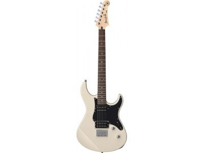 Yamaha Pacifica120H Vintage White