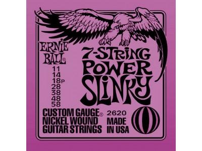 Ernie Ball P02620  NICKL 7 POWER SLKY
