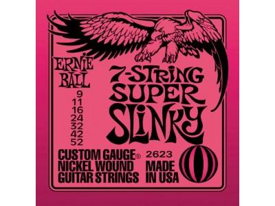 Ernie Ball P02623  NICKL 7 SUPER SLKY