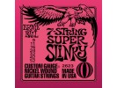 Ernie Ball P02623  NICKL 7 SUPER SLKY