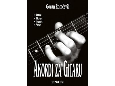 FIN&EK Akordi za gitaru, Goran Romčević