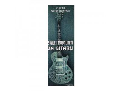 FIN&EK Skale i modaliteti za gitaru