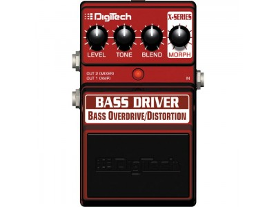 DigiTech XBD Bass Overdrive/Distortion
